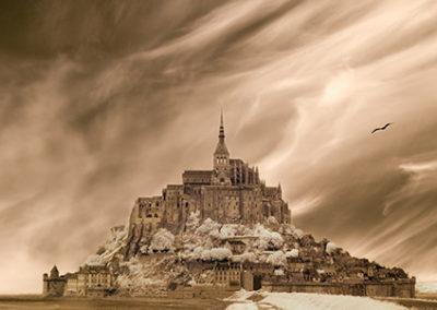 MN109R10 - Mont St Michel