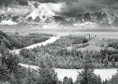 MN112R10 - Snake River & the Tetons