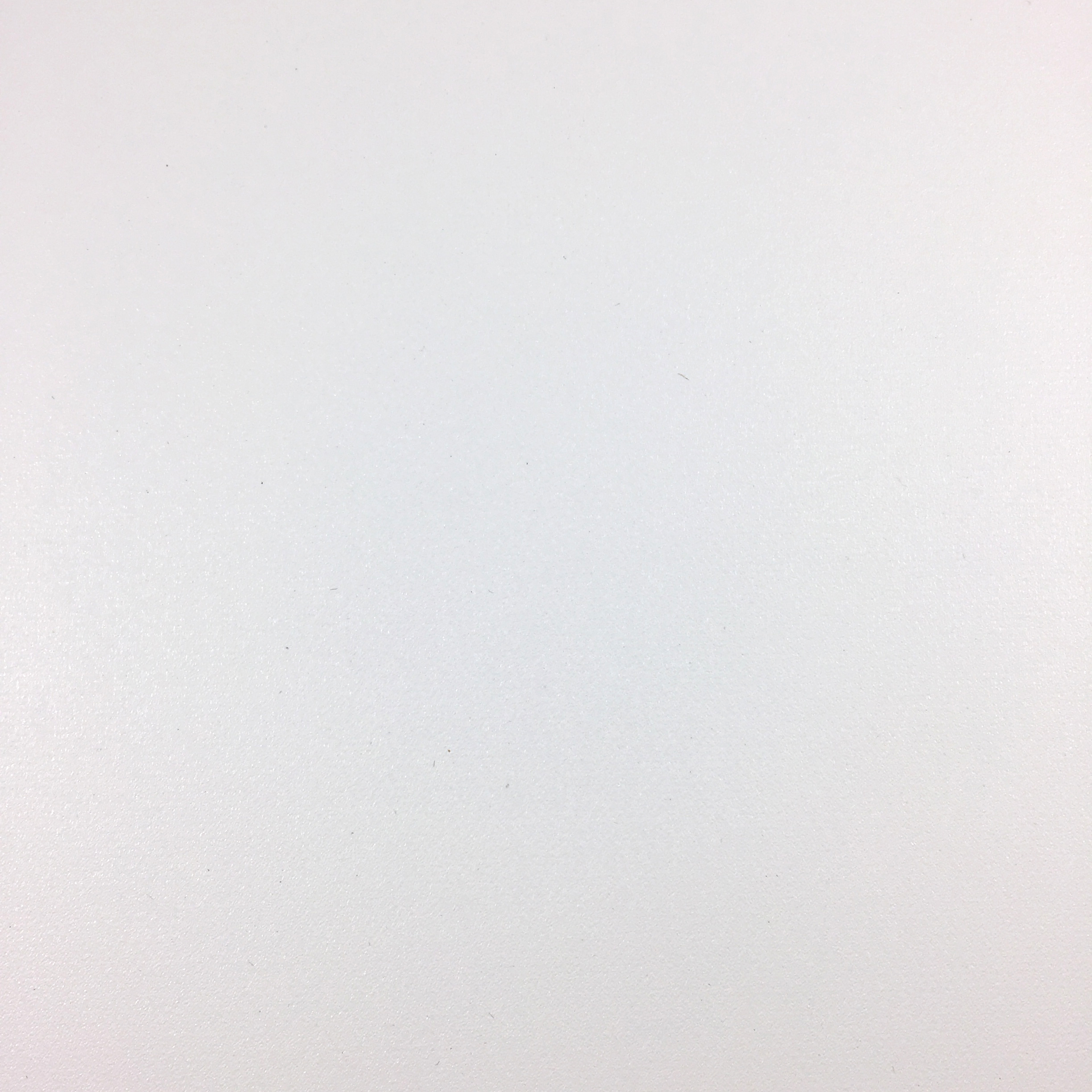 Matte White Screen Fabric