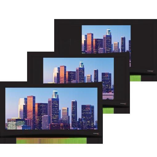 Dyna-Curve FT Tri-Plex Multi-Aspect Vertical Masking