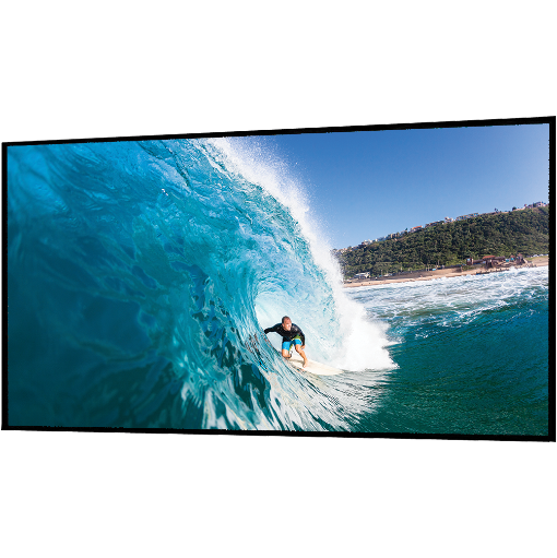 Vutec Prisma Tec Rear Projection Screen with 5.0 Gain