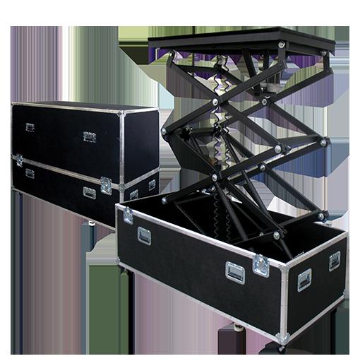 Retracta-Vu Traveller Projector Lift
