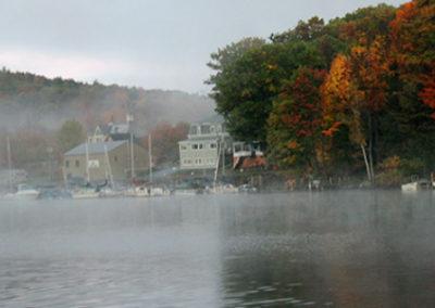 LC261R20 - Harbor in the Mist