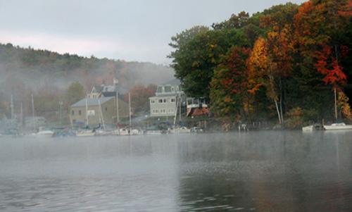 0005 LC261R20 Harbor in the Mist