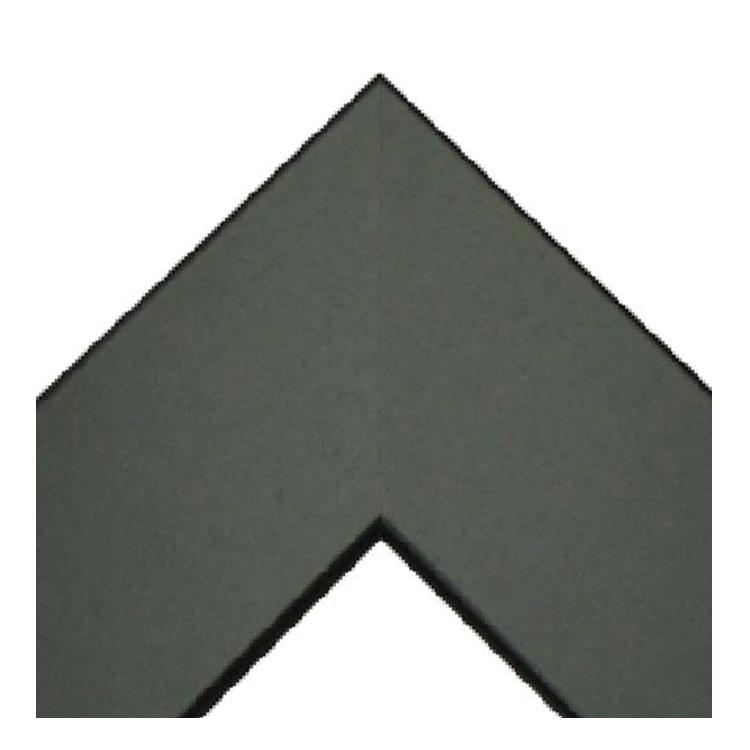 Black Satin Mica Frame