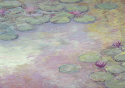 CM410R30 - Water Lilies
