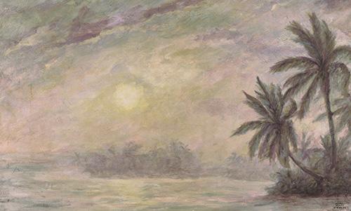 CM411R30 Water Palms