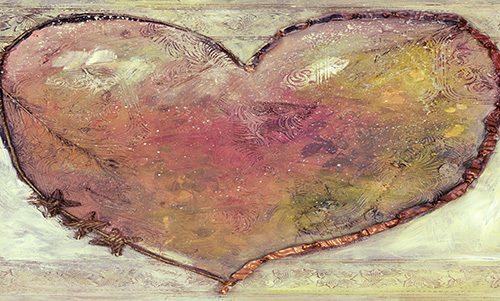 CM418R30 Heart