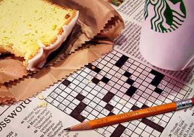 DB201R20 - Crossword