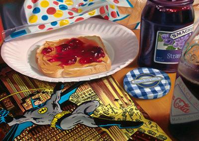 DB203R20 - Batman and Peanut Butter
