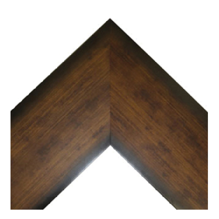 Flat Bronze Frame