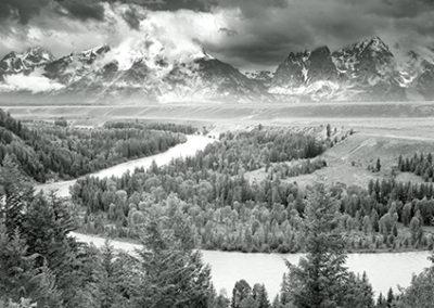 MN112R10 - Snake River & the Tetons