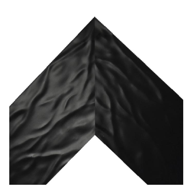 Wave Black Frame