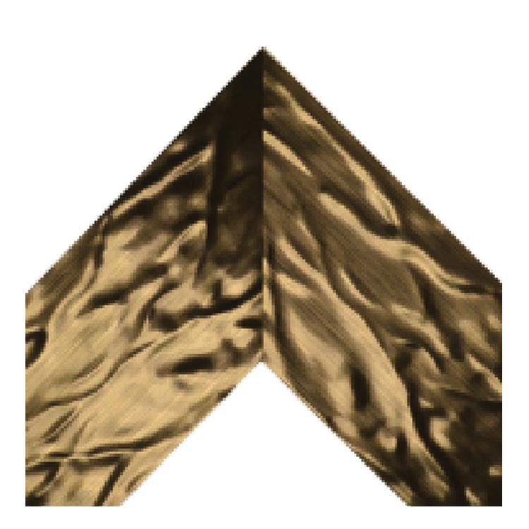 Wave Bronze Frame