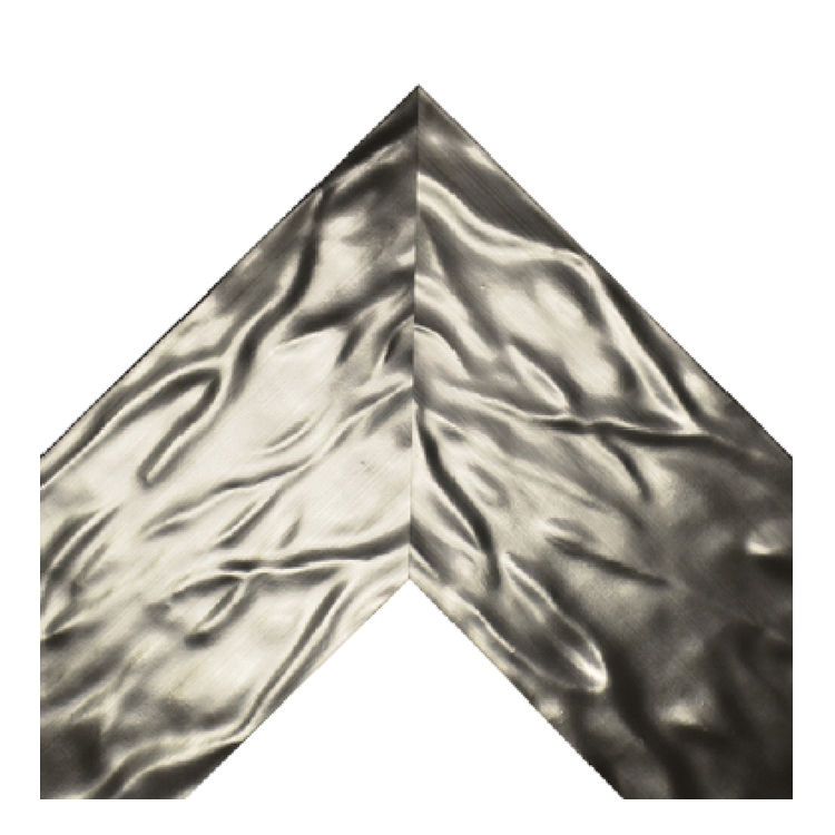Wave Silver Frame