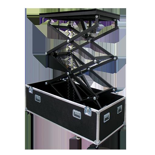 Retracta-Vu Traveller Projector Lift-1