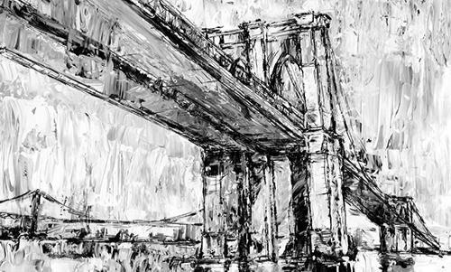 WAEH007R200 Iconic Suspension Bridge II