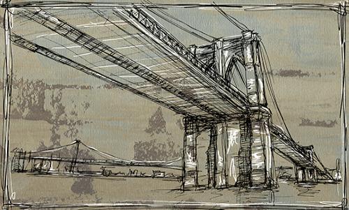 WAEH008R200 Kinetic City Sketch I