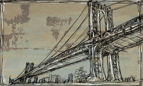 WAEH009R200 Kinetic City Sketch II