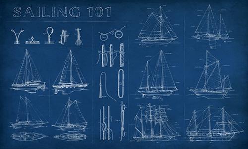 WAEH010R200 Sailing Infograph