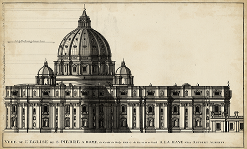 WAGR001R200 St.Peters Rome