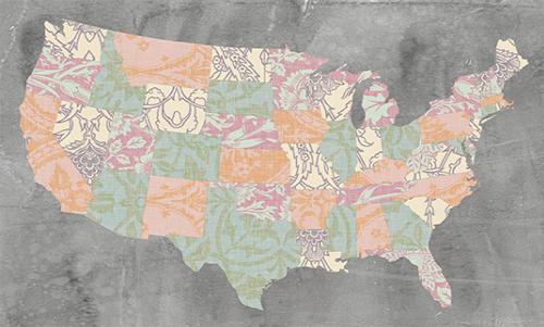 WAJG110R200 Patterned States I