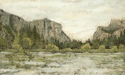 WAMM002R200 Western Landscape II