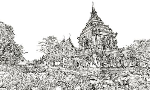 WAMW001R200 Chiang Mai I