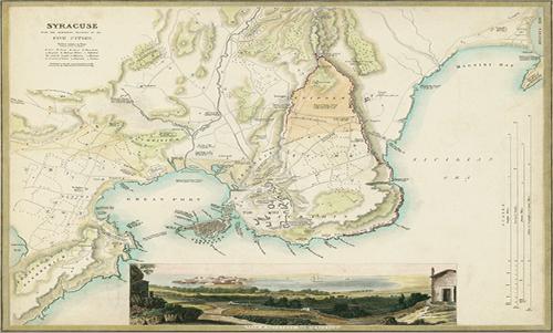WARD001R200 Map of Syracuse