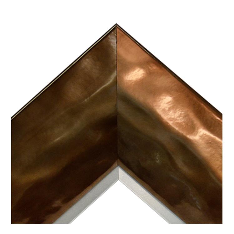 Bronze Chrome Mirror