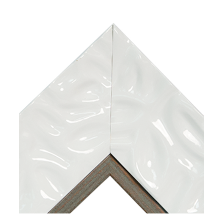 Calm Waters White Distressed Wood