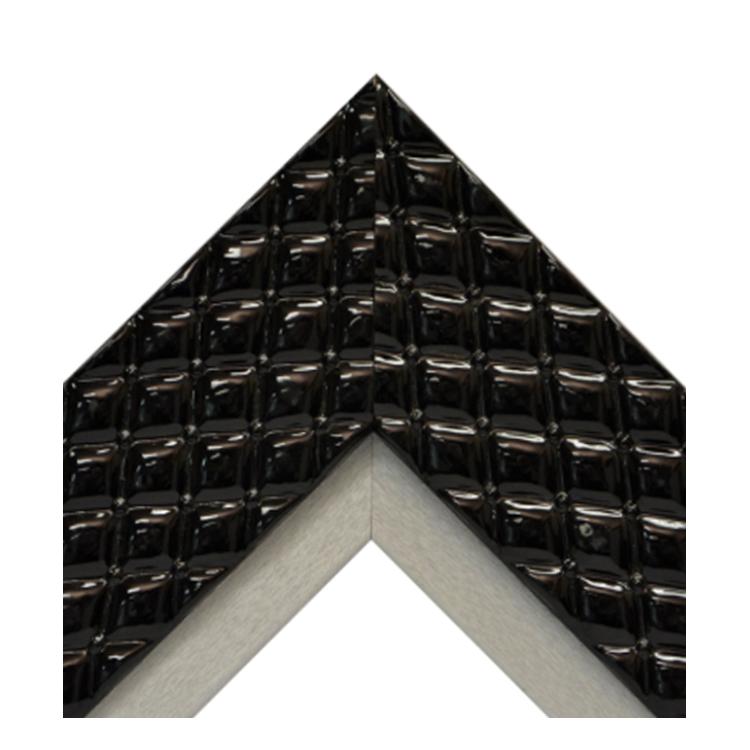 Chesterfield BlackPlatinum Textured