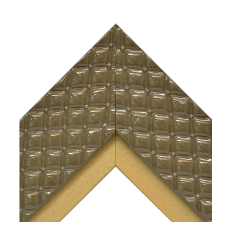 Chesterfield Cocoa Gold Textured