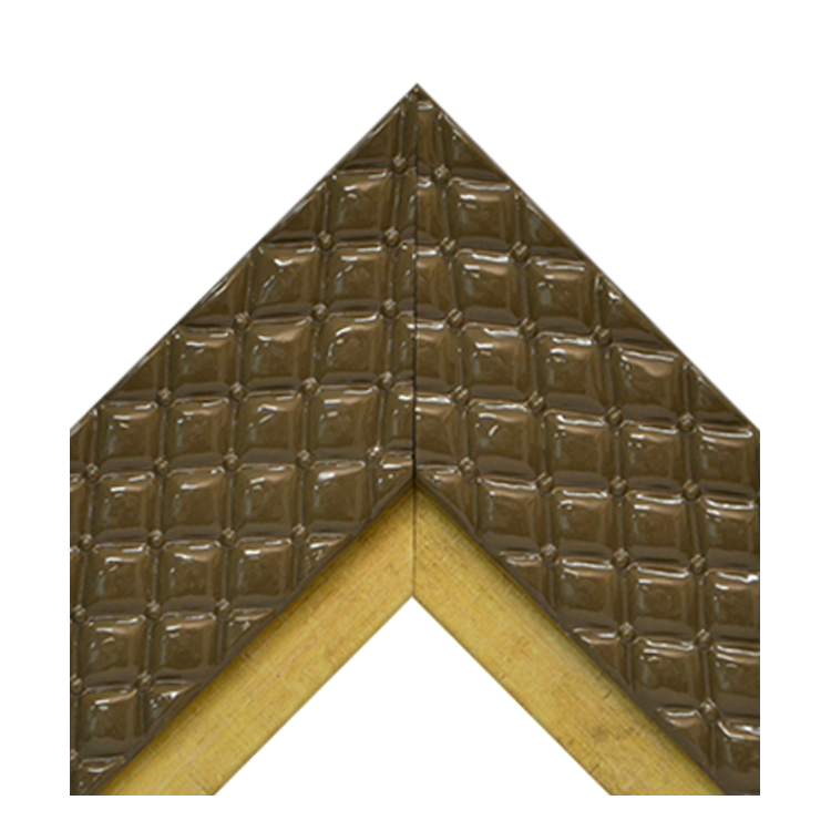 Chesterfield Cocoa Guilded Gold
