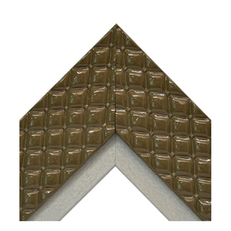 Chesterfield Cocoa Platinum Textured