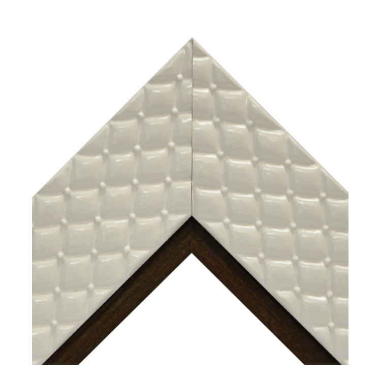 Chesterfield White Natural Wood