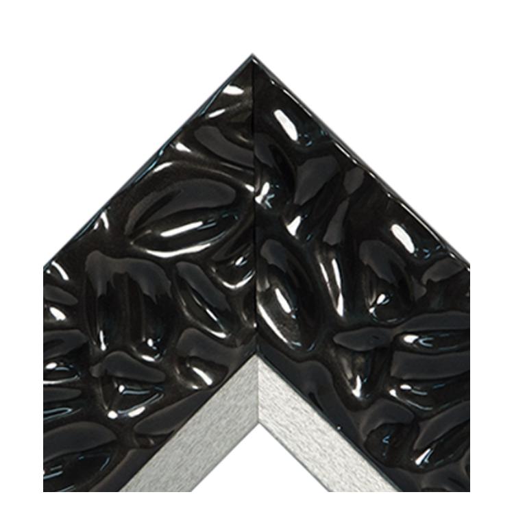 Calm Waters Black Platinum Textured