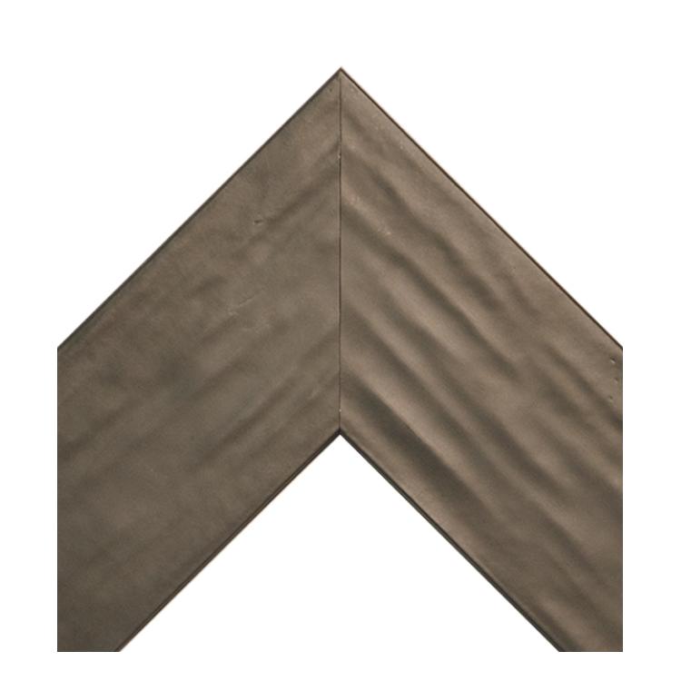 Flat Charcoal Ripple