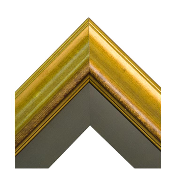 Gold Ornate Wood