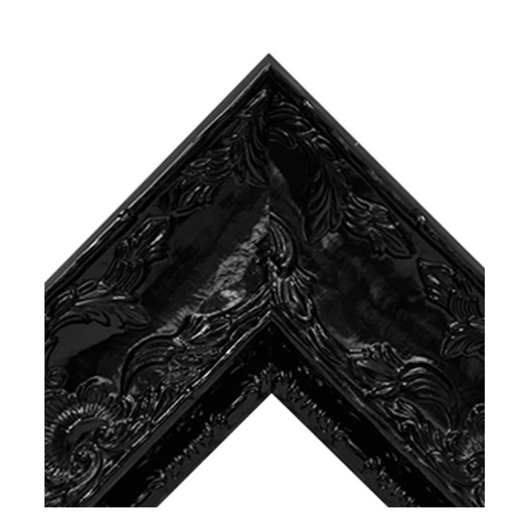 Renaissance Black Gloss-Shiny Black