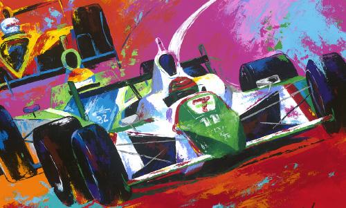 AS008R15 Indy Car 1