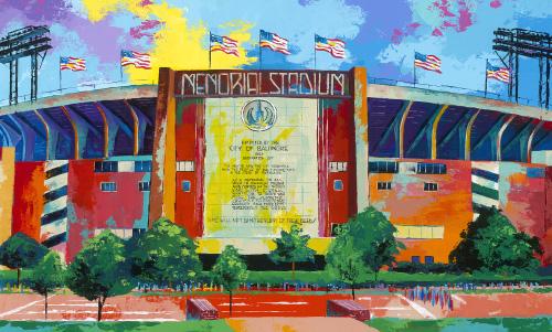 AS010R15 Memorial Stadium