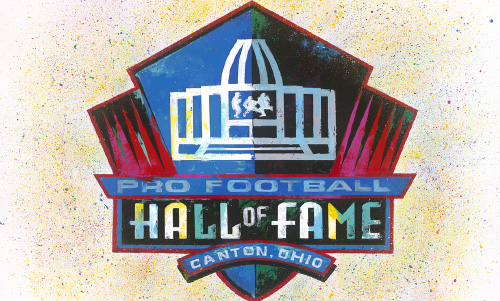 AS012R15 Pro Football Hall of Fame